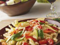 Spring Vegetable Pasta recipe