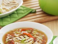 Sprout and Soya Broth recipe
