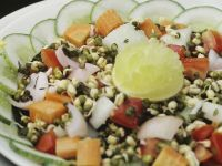 Sprout Salad recipe
