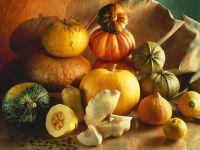 Squash and Pumpkins for Patio Decoration recipe