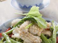 Squid and Vegetable Stir-fry recipe