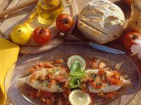 Squid in Tomato Sauce recipe