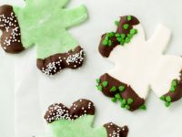 St Patrick's Day Peppermint Clovers recipe
