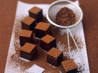 Star Anise Chocolate Truffles recipe