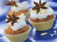 Star Anise Muffins recipe