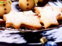 Star Cookies with Jam Filling recipe