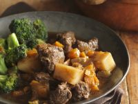 Steak and Ale Casserole recipe