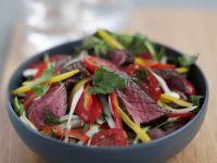 Steak and Pepper Bowl recipe
