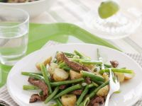 Steak and String Bean Salad recipe