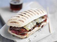 Steak and Tomato Sandwiches recipe