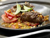 Steak Roll Ups with Figs recipe