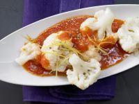 Steamed Cauliflower recipe