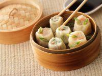 Steamed Chinese Prawn Bites recipe