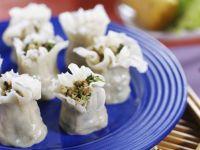 Steamed Dumplings (Dim Sum) recipe