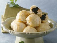 Steamed Dumplings with Prune Filling recipe