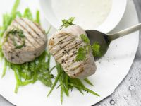 Steamed Fillet of Veal recipe