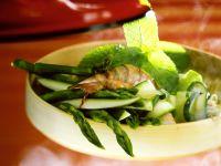 Steamed Shrimp and Vegetables recipe