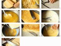 """Step-by-step Classic Bienenstich (""""bee-sting Cake"""") recipe"""