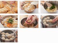 Step-by-step Dumplings recipe