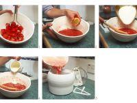 Step By Step Strawberry Gelato recipe
