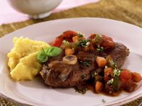 Stewed Lamb Shank recipe