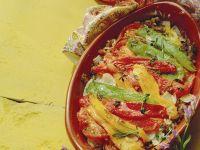 Stewed Peppers recipe