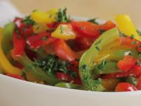 Stewed Peppers recipe