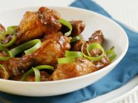 Stick Honey Chicken Wings recipe