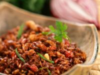 Sticky Mexican Rice recipe