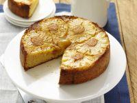 Sticky Pineapple Sponge recipe