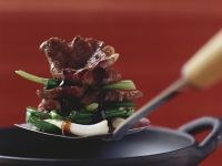 Stir-fried Beef recipe