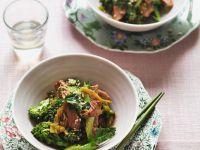Stir-Fried Beef with Broccoli recipe