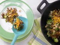 Stir-Fried Bulgur with Peanuts recipe