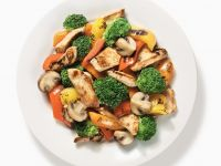 Stir-fried Chicken and Vegetables recipe