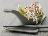 Stir-Fried Mung Bean Sprouts recipe