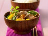 Stir-fried Pork with Vegetables recipe