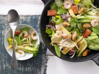 Stir-Fried Seafood recipe