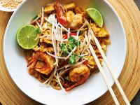 Traditional Thai Noodle Bowl recipe