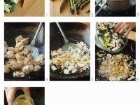 Stir-fried Vegetables with Chicken recipe