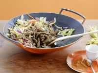Stir-Fry Beef with Vegetables recipe