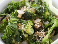 Stir Fry Vegetables recipe