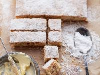 Stollen Squares recipe