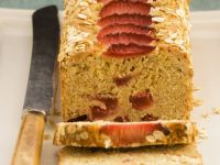 Stone Fruit and Oatmeal Loaf recipe