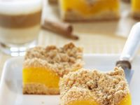 Stone Fruit Bakes with Topping recipe