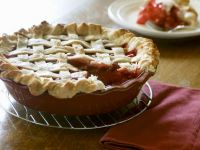 Stone Fruit Lattice Pie recipe