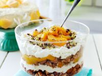 Stone Fruit Layered Trifle recipe