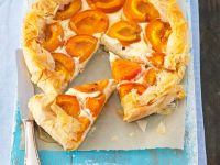 Stone Fruit Phyllo Crostata recipe