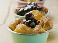 Stone Fruit Puddings recipe