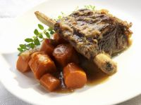 Stout-braised Beef Ribs with Vegetables recipe