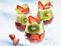 Fruit Layer Desserts recipe